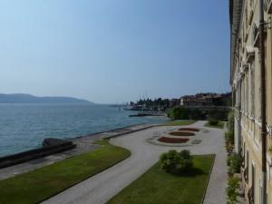 Hotel am Gardasee in Gargnano
