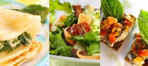 Veganes Abendessen